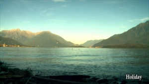 Views from Gravedona - Lake Como