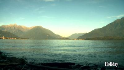 Views from Gravedona - Lake Como