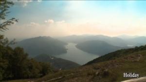 Views from Monte Sighignola - Lake Lugano