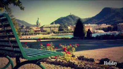 Views from Viale Geno - Como